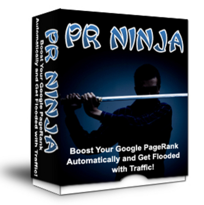 Product picture PR Ninja - Boost Your PageRank Sky-High RR
