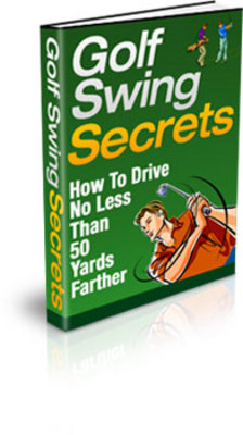 Product picture Buy Golf Swing Secret ebook with PLR