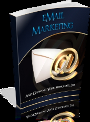 Product picture Email Marketing eBook (PLR)