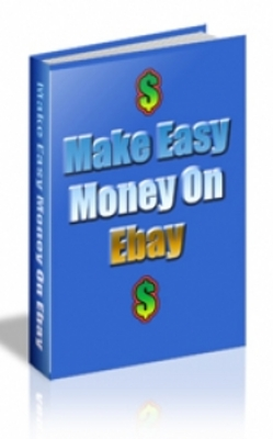 Product picture Make Easy Money On Ebay (PLR)