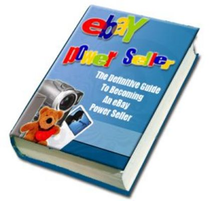 Product picture The Definitive Guide to Becoming an Ebay Power Seller!